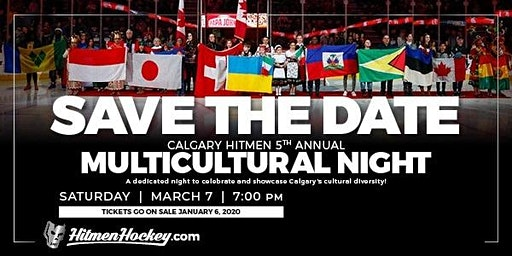 Calgary Hitmen Multicultural Night - Japanese Delegation