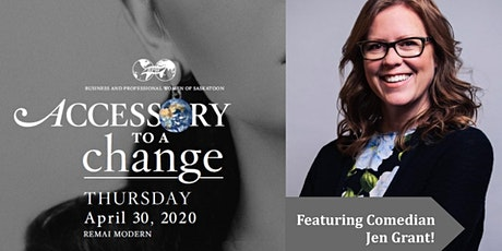 Accessory to a Change 2020 tickets