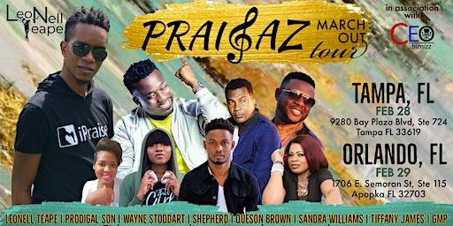 Praisaz March Out Tour - Orlando
