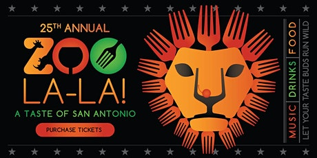 Zoo La-La! A Taste of San Antonio tickets