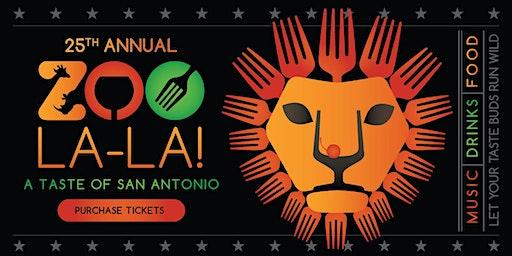 Zoo La-La! A Taste of San Antonio