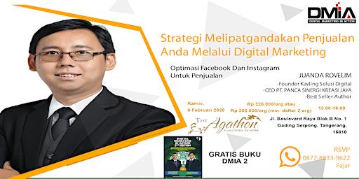 Strategi melipatgandakan penjualan anda melalui Digital Marketing