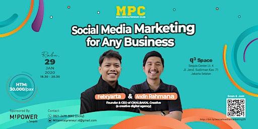 Social Media Marketing for Any Business