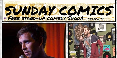 Sunday Comics - Season 3: March 15th tickets
