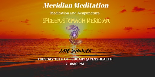 MERIDIAN MEDITATION - LATE SUMMER