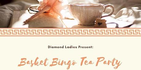 Basket Bingo Tea Party tickets