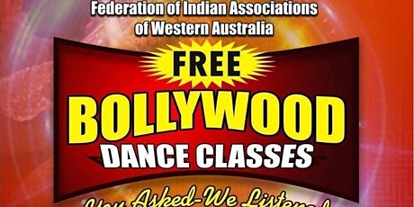 Free Bollywood Dance Class tickets