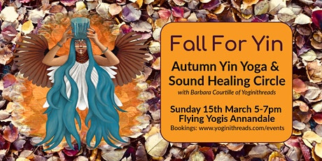 FALL FOR YIN Autumn Yin & Sound Circle tickets