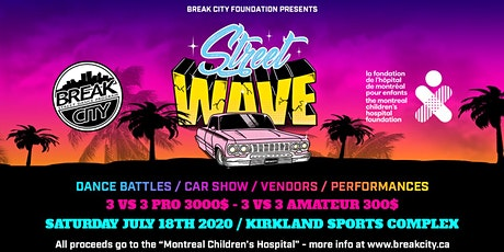 Street Wave tickets