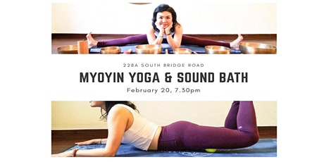 MYOYIN YOGA & SOUND BATH tickets