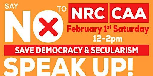 Ottawa Against CAA and NRC