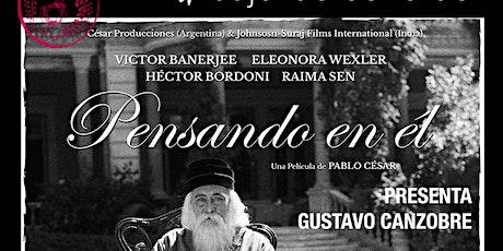 CINE bajo las Estrellas - PENSANDO EN ÉL - De Pablo César entradas