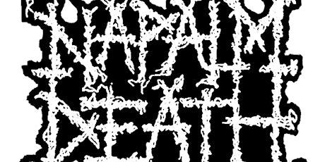 Napalm Death tickets