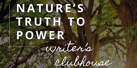 Write Nature's Truth to Power tickets