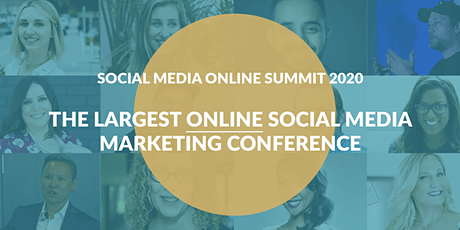 Social Media Online Summit 2020 (Online Conference) bilhetes