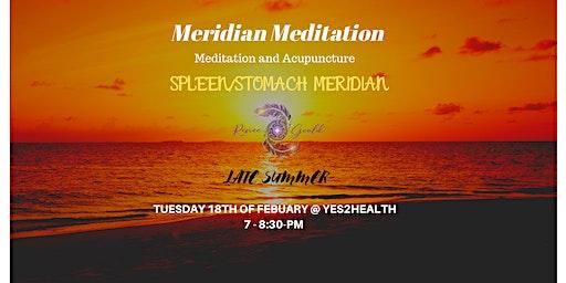 MERIDIAN MEDITATION  - LATE SUMMER !