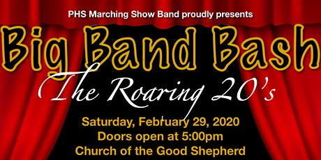 Big Band Bash 2020 tickets