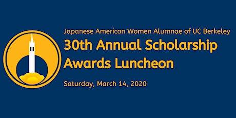 JAWAUCB 30th Annual Scholarship Awards Luncheon tickets