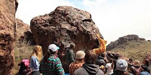 Box Canyon Climbing Competition 2020