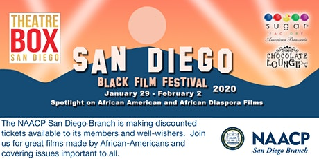 NAACP San Diego Branch Nights Out at the Movies tickets
