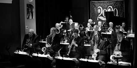 Blue Wisp Big Band   $10 Cover tickets