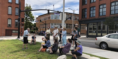 Guided Tour of the Historic Jewelry District tickets