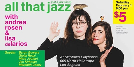 All That Jazz! tickets