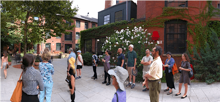 Guided Tour of the Historic Jewelry District image