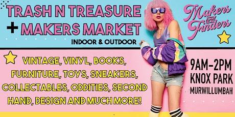 Murwillumbah Trash n Treasure + Makers Market tickets
