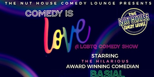 Comedy Is Love