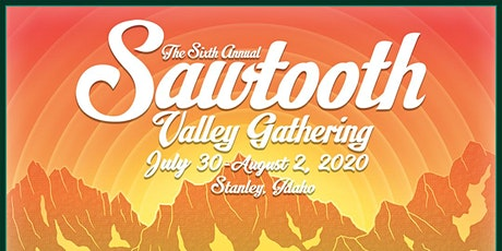 Sawtooth Valley Gathering 2020 tickets