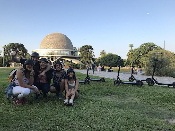 Imagen de Electric Scooter Tour: North Buenos Aires