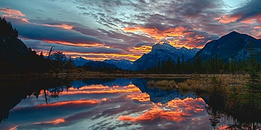 Banff Landscape Photography All Inclusive Day Tour, Mar. 22, 2020