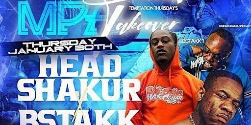 MPA TAKEOVER B Stakk & Head Shakur Live! @CafeZodiacKennesaw