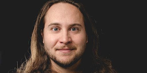 Comedian Zoltan Kaszas - Seen on Dry Bar Comedy (Seattle)