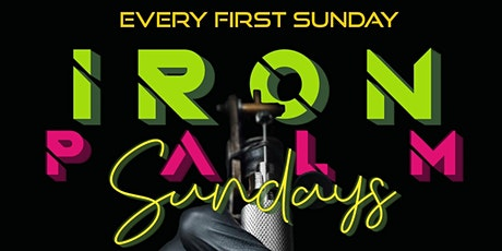 IRON PALM SUNDAYS tickets