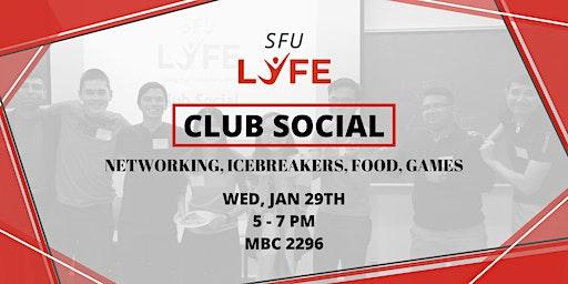Club Social - January 2020
