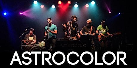 Astrocolor - Roberts Creek Hall tickets