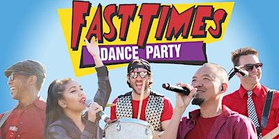 02/21/2020 Fast Times Dance Party Rock Stars Live at Powerhouse Pub, Folsom