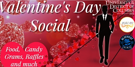 Valentine's Day Social tickets