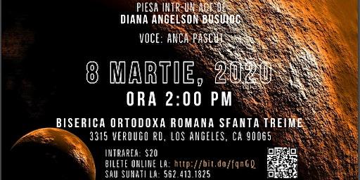 Odiseea Martiana - (Piesa de teatru) - Los Angeles