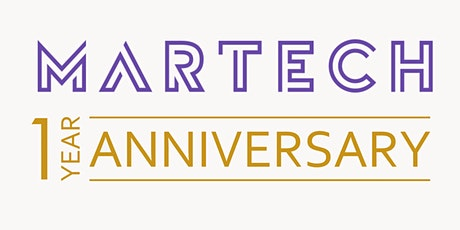 #5 MARTECH Bucharest meetup (marking our 1st year together) tickets