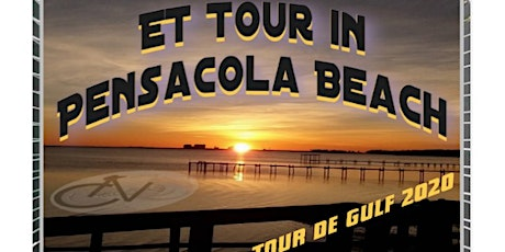 Tour de Gulf 2021 - Evening Tour in Pensacola Beach, Florida tickets