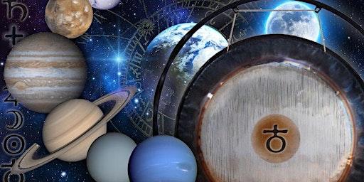 Gong Bath Meditation & Sound Immersion