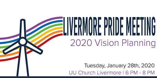 Livermore Pride 2020 Vision Planning Meeting