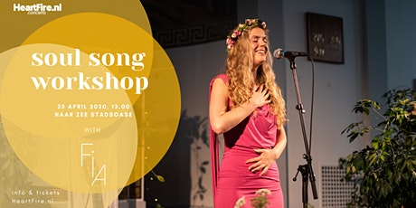 Soul Song - A Workshop with Fia (SOLD OUT) tickets