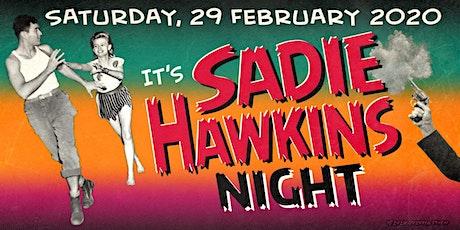 Sadie Hawkins Night tickets