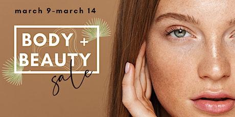 Body + Beauty Sale 2020 - Skin Perfect Costa Mesa tickets