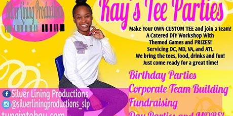 Kay's TEE Party at Patuxent tickets