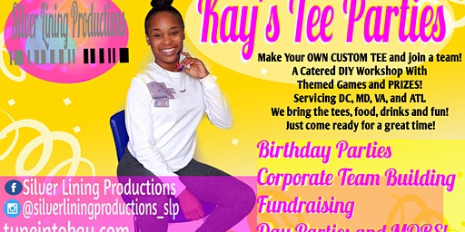 Kay's TEE Party at Patuxent